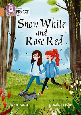Snow White and Rose Red Badger Learning