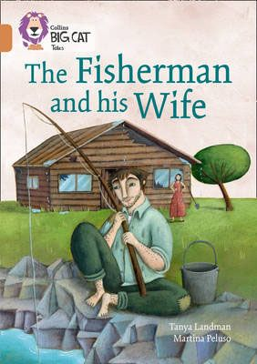 The Fisherman and his Wife Badger Learning