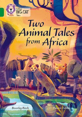 Two Animal Tales from Africa Badger Learning