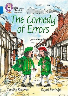 The Comedy of Errors Badger Learning