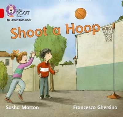 Shoot a Hoop Badger Learning