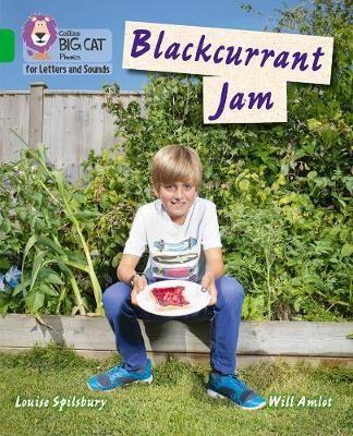 Blackcurrent Jam Badger Learning