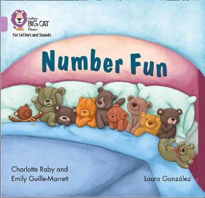 Number Fun Badger Learning