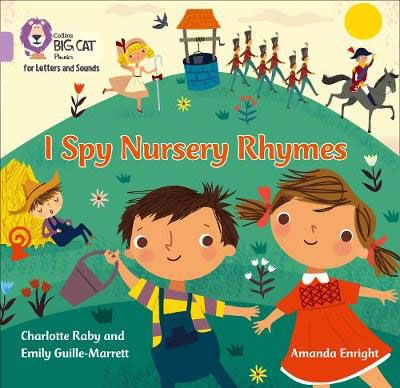 I Spy Nursery Rhymes Badger Learning