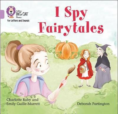 I Spy Fairytales Badger Learning