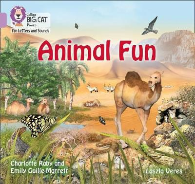 Animal Fun Badger Learning