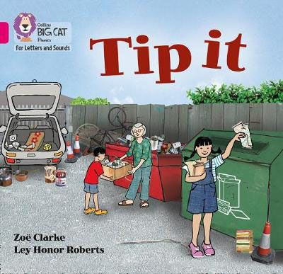 Tip it Badger Learning