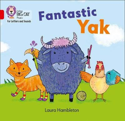 Fantastic Yak Badger Learning