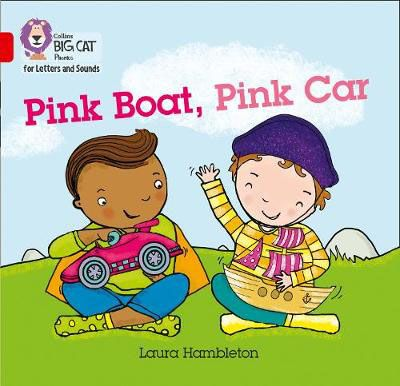 Pink Boat, Pink Car Badger Learning