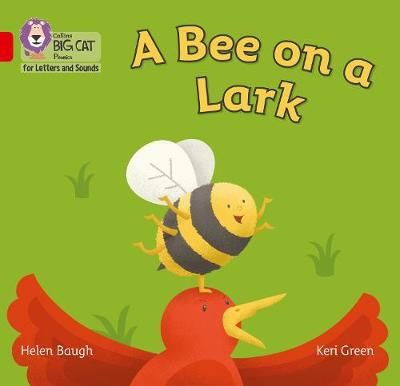 A Bee on a Lark Badger Learning