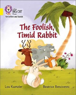 The Timid Rabbit and the Nut Badger Learning