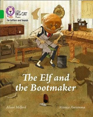 The Elf and the Bootmaker Badger Learning