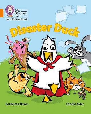 Disaster Duck Badger Learning