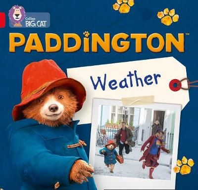 Paddington: My Favourite Weather  Badger Learning