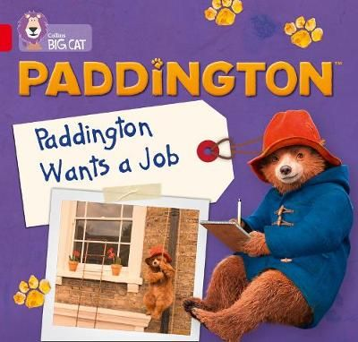 Paddington Wants A Job Badger Learning