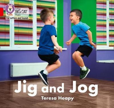 Jig and Jog Badger Learning