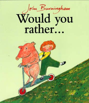 Would You Rather? Badger Learning