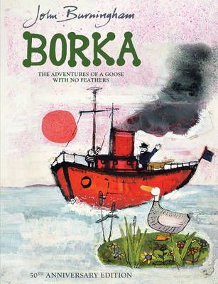 Borka: The Adventures of a Goose with No Feathers Badger Learning