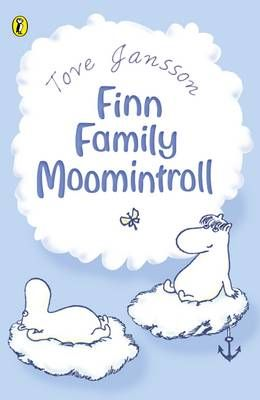 Finn Family Moomintroll Badger Learning