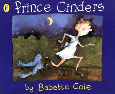 Prince Cinders Badger Learning