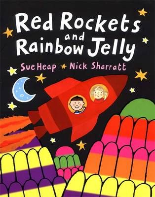 Red Rockets and Rainbow Jelly Badger Learning