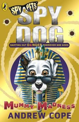 Spy Dog: Mummy Madness Badger Learning