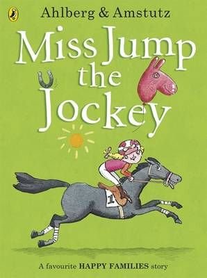 Miss Jump the Jockey Badger Learning
