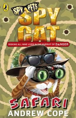 Spy Cat: Safari Badger Learning