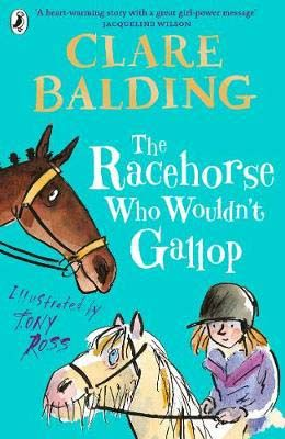 The Racehorse Who Wouldn't Gallop Badger Learning