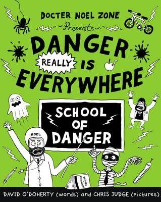 Danger is Everywhere: School of Danger Badger Learning