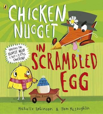 Chicken Nugget: Scrambled Egg Badger Learning