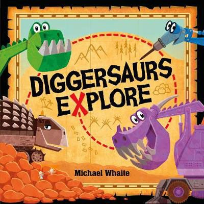 Diggersaurs Explore! Badger Learning