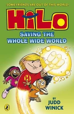 Hilo: Saving the Whole Wide World Badger Learning