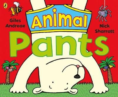 Animal Pants Badger Learning