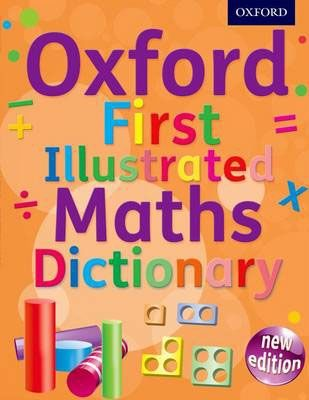 First Illustrated Maths Dictionary Badger Learning