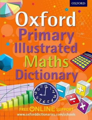 Primary Illustrated Maths Dictionary Badger Learning