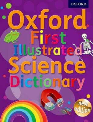 Oxford First Illustrated Science Dictionary Badger Learning