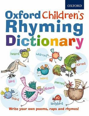 Oxford Children's Rhyming Dictionary Badger Learning