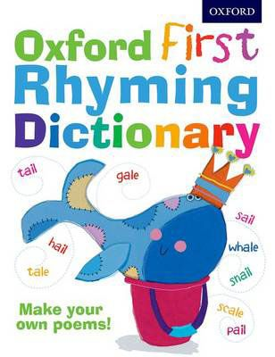 Oxford First Rhyming Dictionary Badger Learning