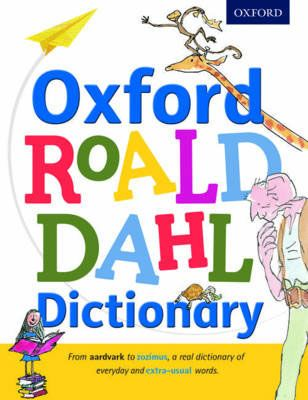 Roald Dahl Dictionary Badger Learning