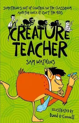 Creature Teacher Badger Learning