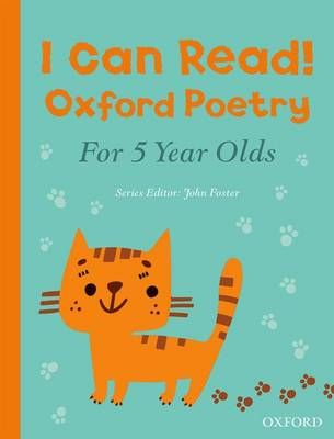 I Can Read! Oxford Poetry for 5 Year Olds Badger Learning