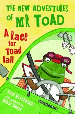 A Race for Toad Hall Badger Learning