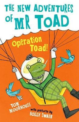 Operation Toad! Badger Learning