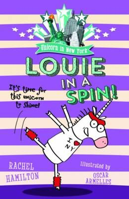 Unicorn in New York: Louie in a Spin Badger Learning