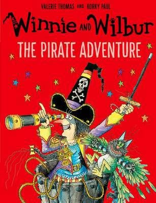 Winnie and Wilbur: The Pirate Adventure Badger Learning