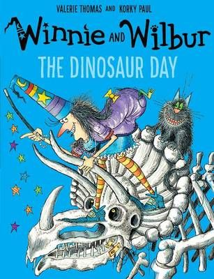 Winnie and Wilbur: The Dinosaur Day Badger Learning