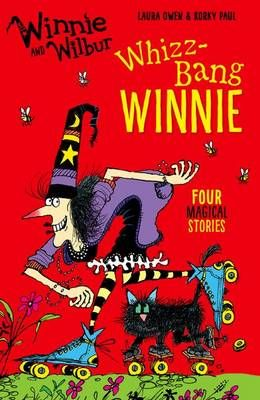 Whizz Bang Winnie Badger Learning