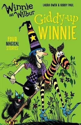 Winnie and Wilbur: Giddy-up Winnie Badger Learning