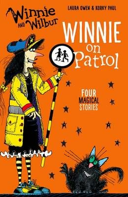 Winnie and Wilbur: Winnie on Patrol Badger Learning